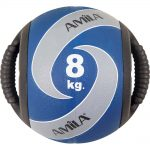Dual Handle Ball 8kg | Fitnesspro.gr